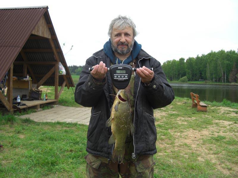 бесплатная рыбалка в подмосковье ленинградское