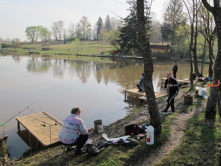 Платная рыбалка на водохранилище «Серебряная чаша»