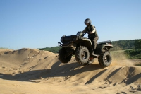 Прокат квадроциклов Polaris Sportsman 500